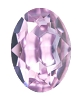 Swarovski 4128 Xilion Oval Fancy Stone 10x8mm Light Amethyst (144 Pieces)